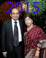 Indian Cultural Center 2015 New Year's Party